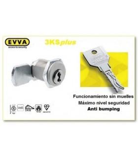 Cerraduras lengueta Alta Seguridad 3KSplus, EVVA
