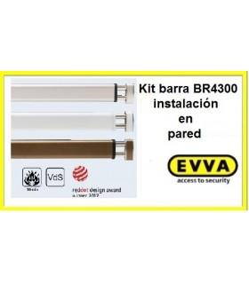 Kit instalación en pared Barra transversal BR 4300, EVVA