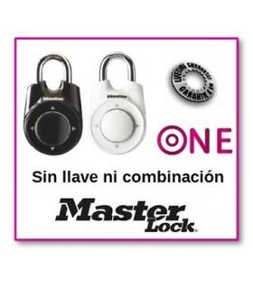 """Candado """"One"""" sin llave ni combinación,Master Lock"""