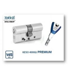 Cilindro Alta Seguridad 4000Ω Premium, KESO
