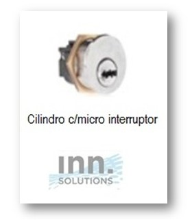 Cerraduras con micro interruptor INN Key Smart, INN