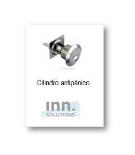 Cerraduras redondo espadin p/antipánico INN Key Smart, INN