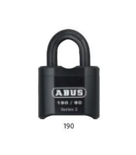 Candado combinacion alta seguridad 190, ABUS