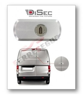 Cerradura vehiculos Alta Seguridad Magnética, Disec