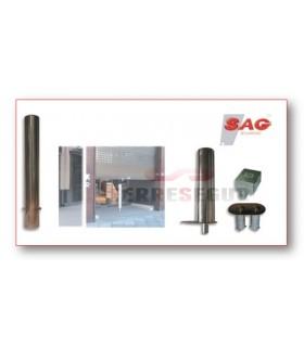 Disuasorios Acero Inox, ATN y ATF, SAG Seguridad
