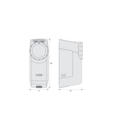 Dispositivo apertura puertas motorizado,  ABUS