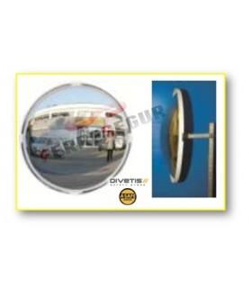 Espejos vigilancia 3 direcciones circular , Divetis