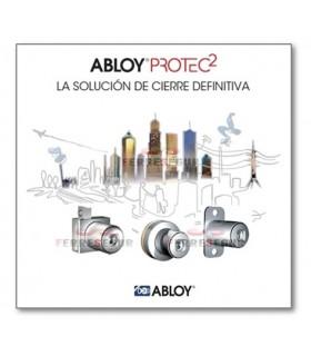 Cerraduras Alta seguridad de pulsador Serie Vega. Protec 2, Abloy