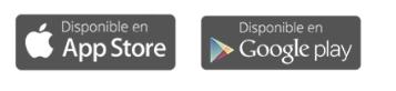 Descarga gratuitamente la APP para smartphone Android/IOS.
