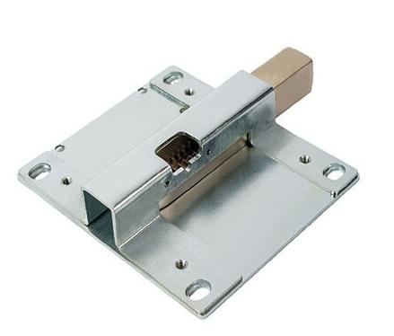 ayr int lock cerradura invisible con alarma extructura