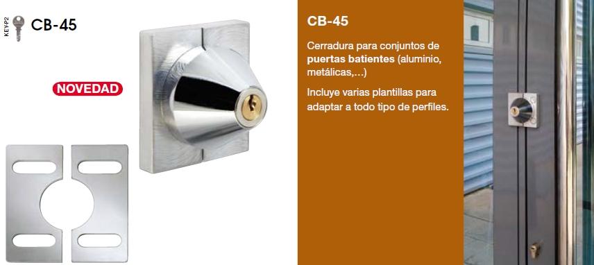 keymat cerradura cb-45