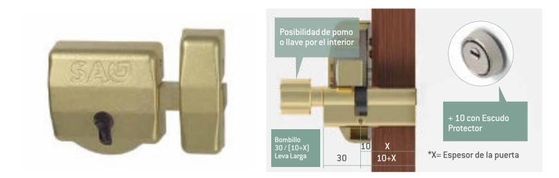 CERROJOS/SAG CERROJO EP30