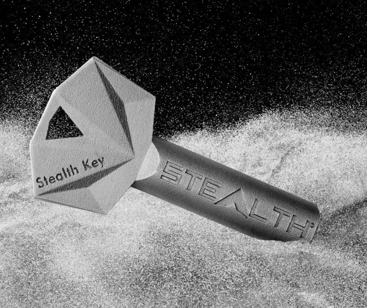 stealth key llave SEGURIDAD