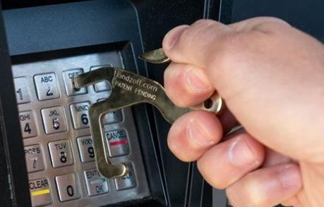 PROTECCIÓN SALUD handzoff llave pulsador